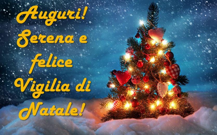 Auguri I Di Natale.24 Dicembre Buone Feste E Buona Vigilia Di Natale 2018 Ecco