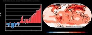 aumento temperature globali