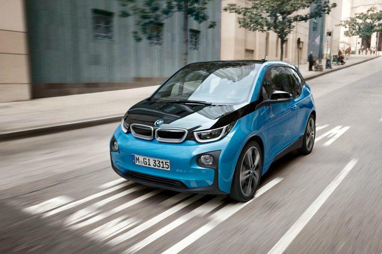 BMW i3, a partire da € 39.470