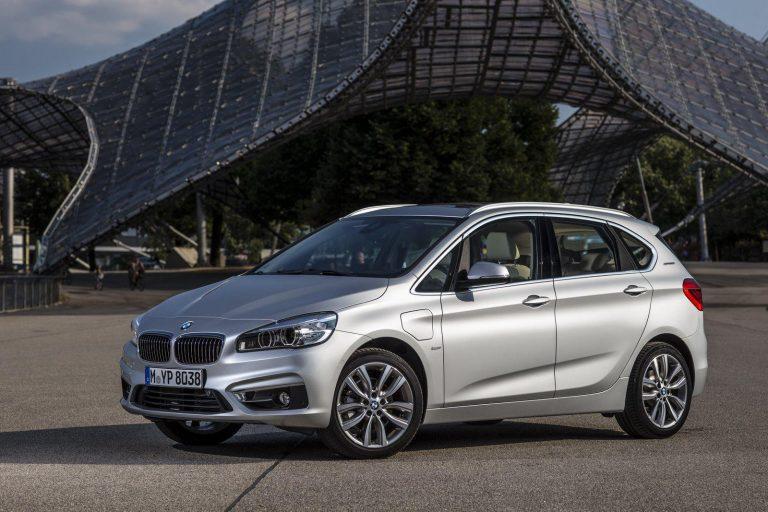 BMW Serie 2 Active Tourer, a partire da 38.400 euro