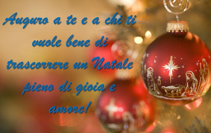 auguri di buon anno per una persona speciale