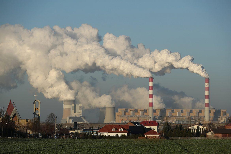 carbone polonia clima