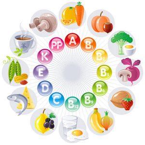 carenza vitamine