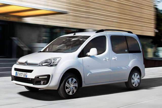 Citroën e-Berlingo, a partire da € 33.000