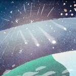 Sciame meteorico delle Geminidi 2018, ecco il bellissimo Doodle di Google dedicato alle stelle cadenti di Dicembre [GALLERY]