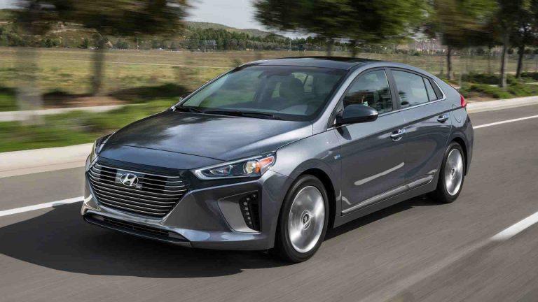 Hyundai Ioniq, a partire da € 25.750