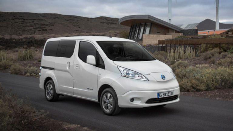 Nissan e.NV200 Evalia, a partire da € 43.381