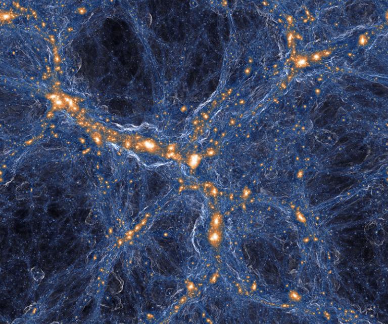 nube gas big bang