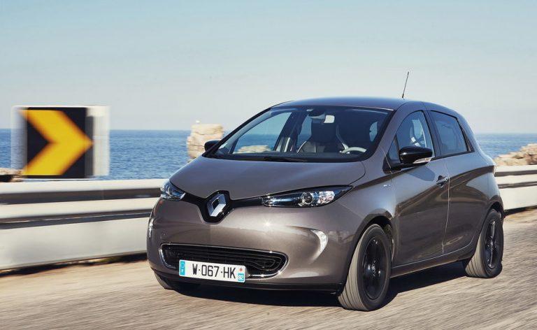 Renault Zoe, a partire da € 25.000 (batterie a noleggio escluse)