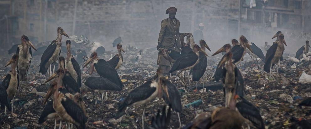 rifiuti africa clima