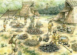 sale preistoria
