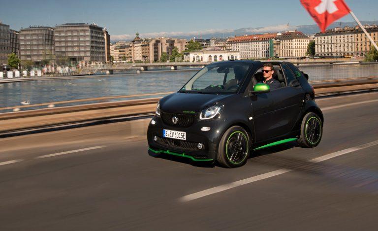 Smart Fortwo/Cabrio EV, a partire da € 24.200