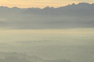 inquinamento torino