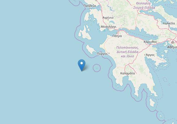 terremoto ionio grecia