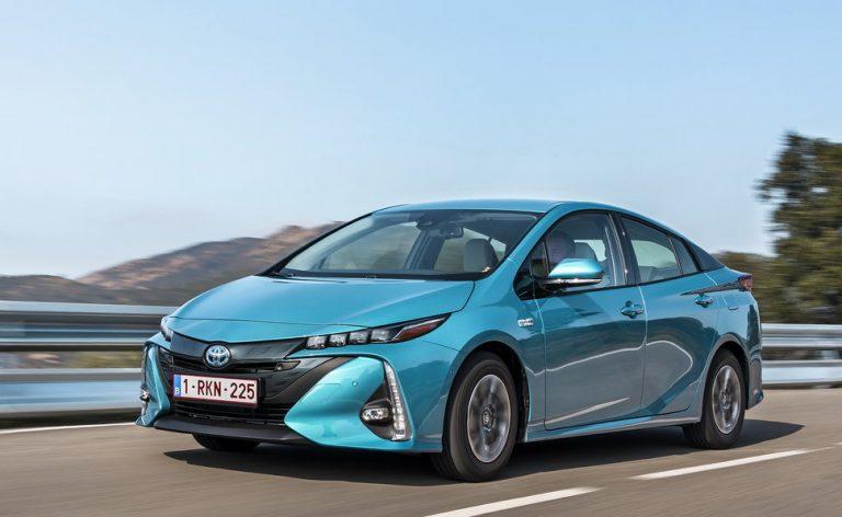 Toyota Prius Plug-in, a partire da € 41.500