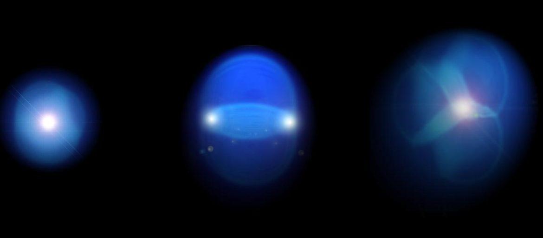 universo primordiale materia gocce