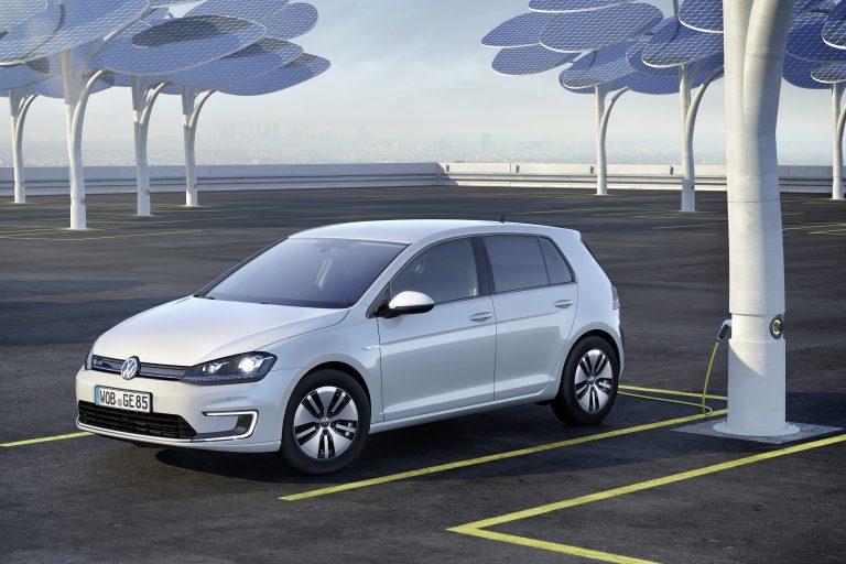 Volkswagen e-Golf, a partire da € 40.100