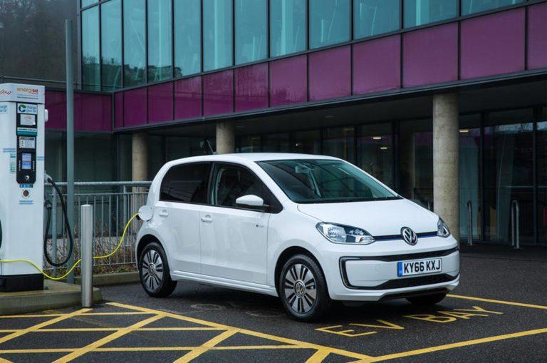 Volkswagen e-Up!, a partire da € 27.000