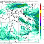 Allerta Meteo, forte maltempo al Centro/Sud: tornano freddo e neve, Giovedì 10 Gennaio bufere fino a bassa quota [MAPPE e DETTAGLI]