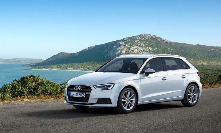 Audi A3 Sportback g-tron 27.200 euro