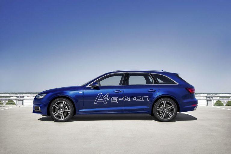 Audi A4 Avant g-tron 41.250 euro