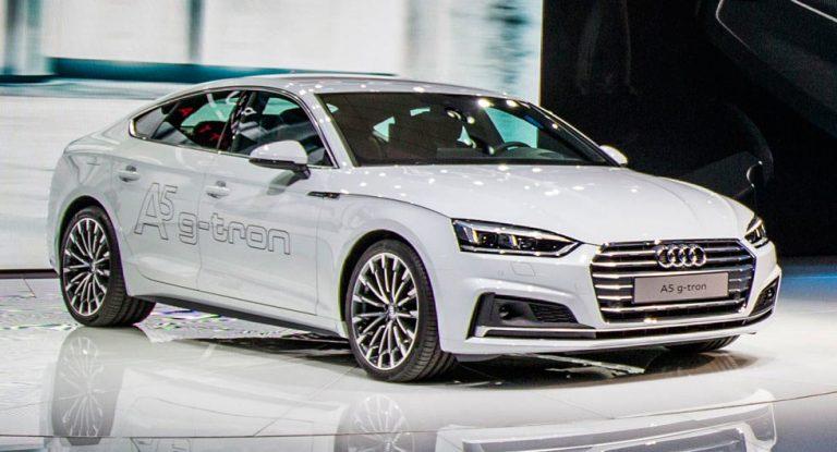Audi A5 Sportback g-tron 44.230 euro