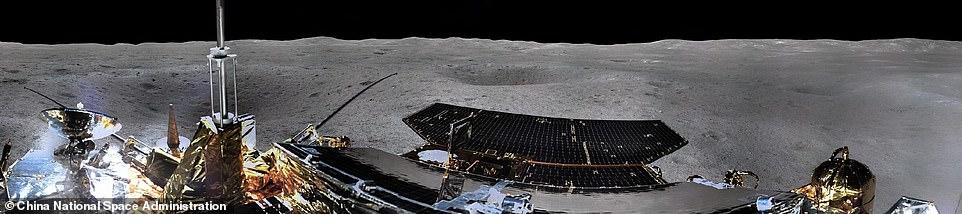 Chang'e 4 Luna