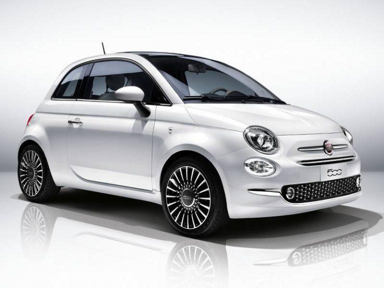 Fiat 500 39.885 unità vendute