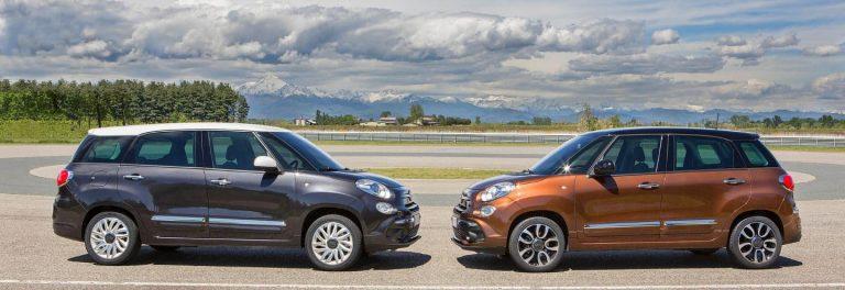 Fiat 500L e 500L Wagon da 22.020 euro