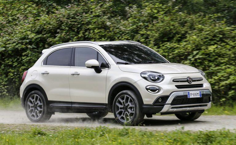 Fiat 500X 49.931 unità vendute