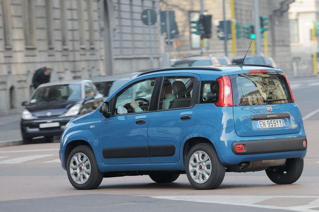Fiat Panda 16.050 euro