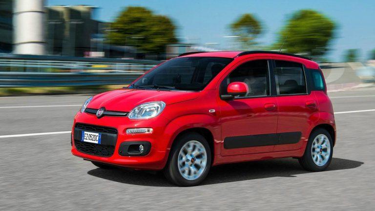 Fiat Panda 124.266 unità vendute