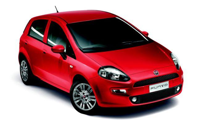 Fiat Punto 17.340 euro