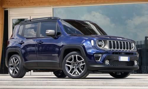 Jeep Renegade 41.960 unità vendute