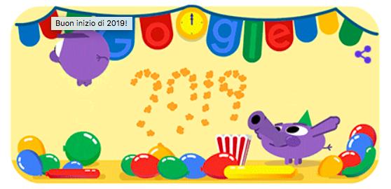 buon anno google doodle