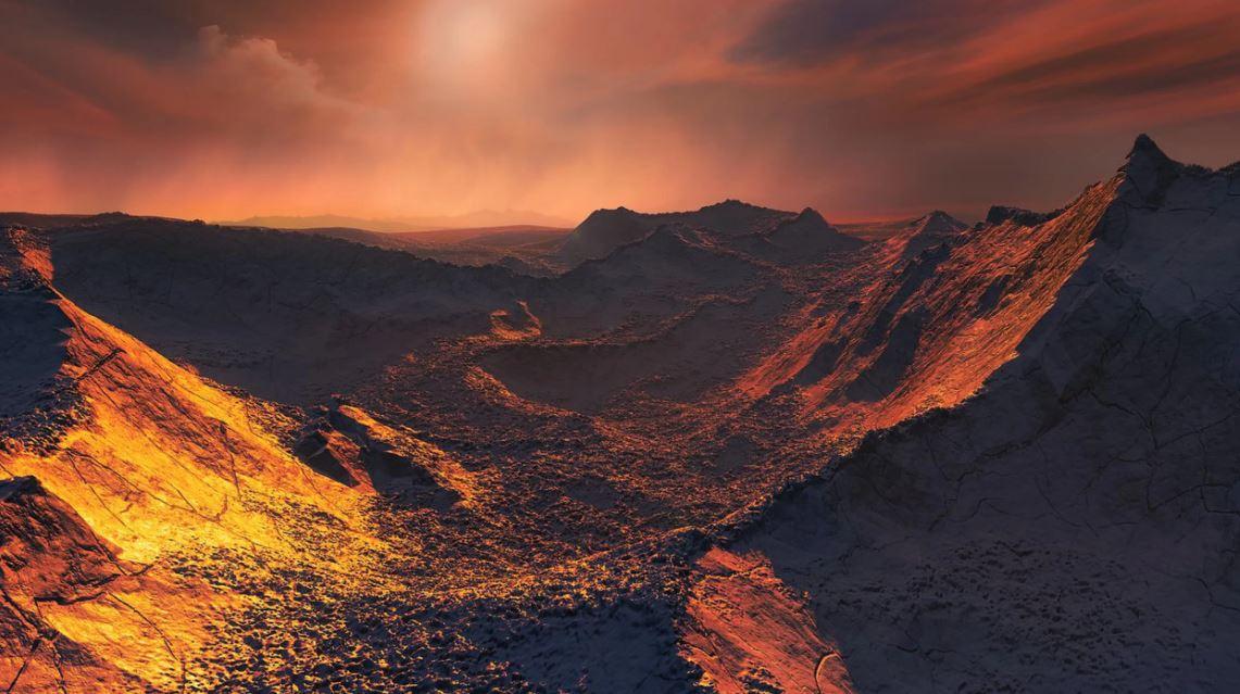 Star B Barnard