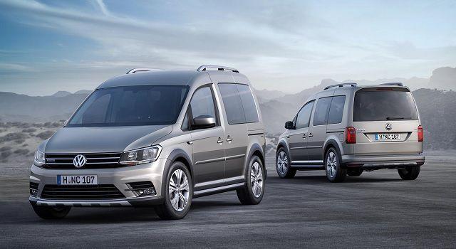 Volkswagen Caddy 25.240 euro