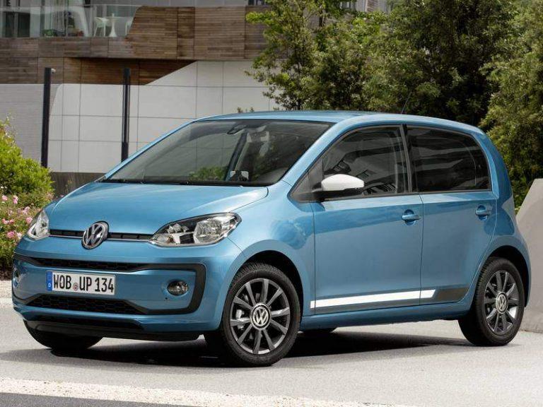 Volkswagen up! 13.250 euro