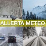 """Allerta Meteo, forte maltempo e tanta neve al Centro e al Sud: inizia la """"Settimana Bianca"""" dell'Italia [MAPPE e DETTAGLI]"""