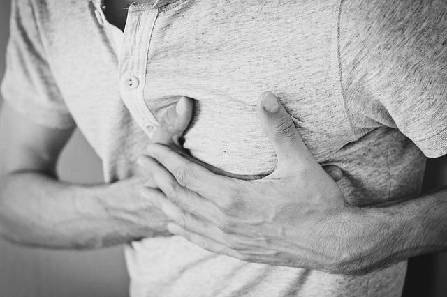 dolore petto sindrome cattura precordiale