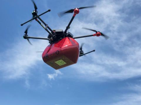 drone ABzero