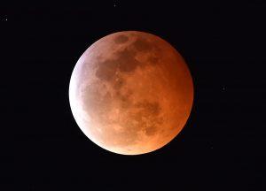 eclissi luna 21 gennaio 2019