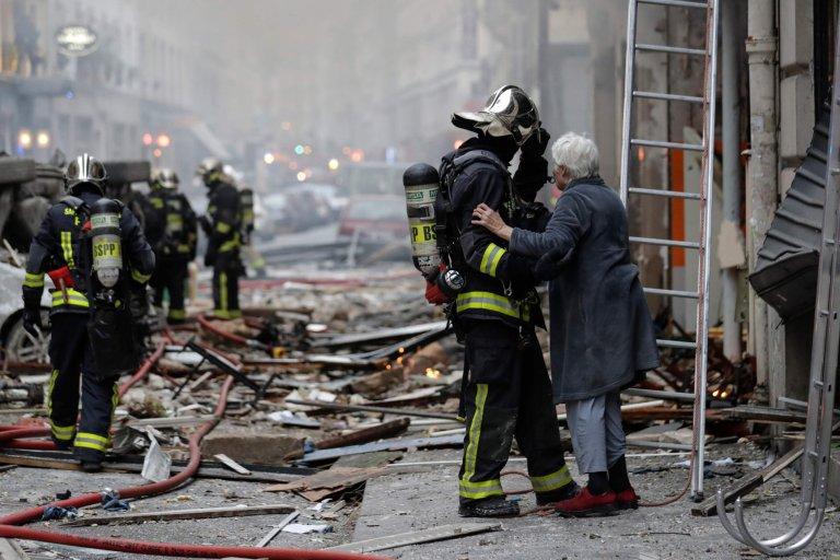 esplosione parigi