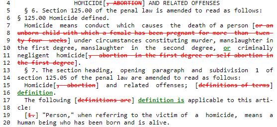 legge aborto new york
