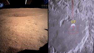 missione chang'e-4 luna