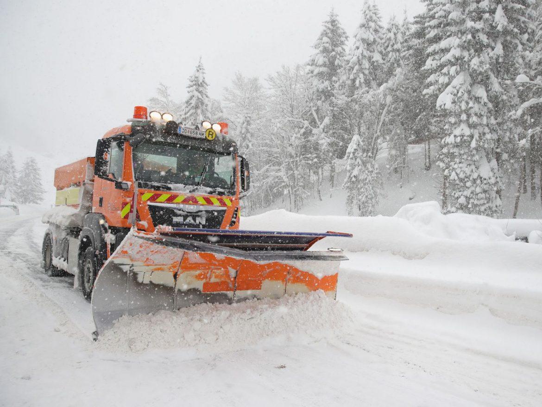 neve austria germania