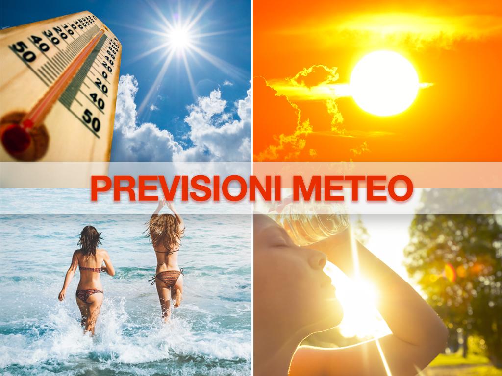 previsioni meteo estate caldo