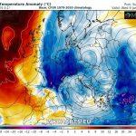 Previsioni Meteo, il freddo arriva anche sull'Europa occidentale a partire dal 9 Gennaio: shock termico di 10°C e tanta neve [MAPPE e DETTAGLI]
