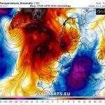Allerta Meteo, grande ondata di gelo imminente tra Balcani e Sud Italia: tanta neve e temperature fino a -15°C sotto le medie [MAPPE]