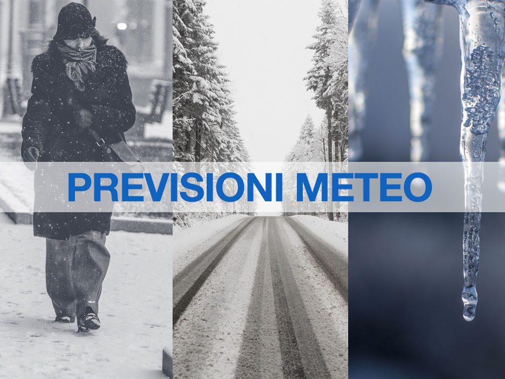 previsioni meteo inverno freddo neve